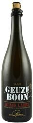 GEUZE BOON BLACK LABEL LAMBIC GUEUZE 7ABV GR 500ml