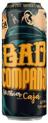 HEROICA BAD COMPANY WITBIER COM CAJA WITBIER 5.1ABV LT 473ml