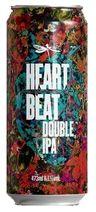 DÁDIVA HEART BEAT DOUBLE IPA 8.1ABV LT 473.ml