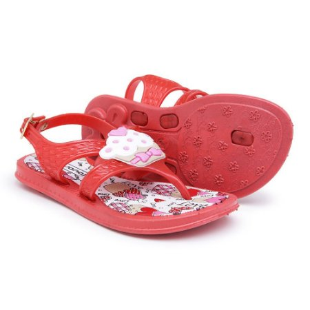 Chinelo Sandália Infantil Bebê Feminino Micro Expandido Apuana 4305