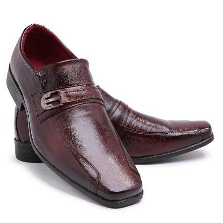 Sapato Social Masculino Em Couro Legitimo BR2 902