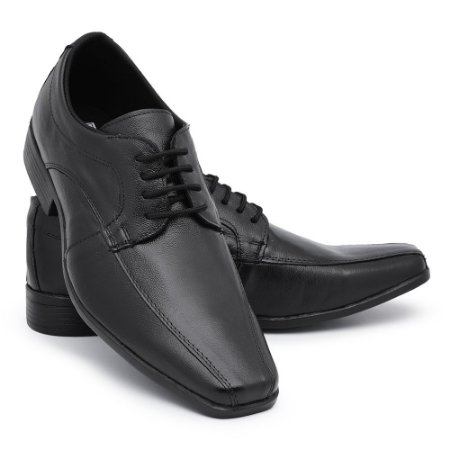 Sapato Social Masculino Em Couro Legitimo BR2 911