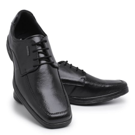 Sapato Social Masculino Em Sintético Schiareli 231
