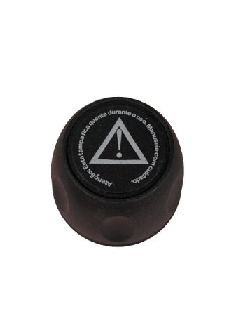 Tampa Válvula De Segurança Para Vaporizador Vapor Clean/Premium Intech Machine