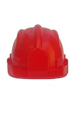 Capacete vermelho Deltaplus