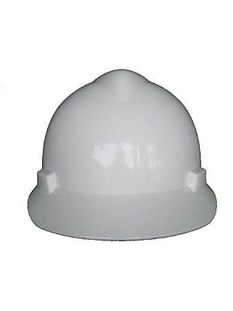 Capacete branco V-Gard