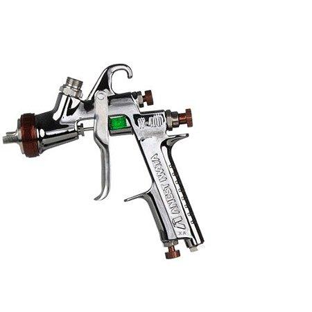 Pistola De Pintura W-400 Bellaria Anest Iwata Sem Caneca