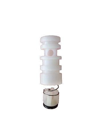 Válvula De Saída Para Lavadora De Alta Pressão Acqua 1300/1800 HL 1500 Amarela e Laranja/1800 Turbojet Intech Machine