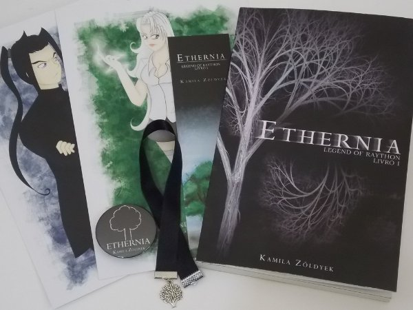 Kit Ethernia completo