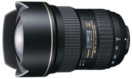 Lente Grande Angular Tokina 16-28 F 2.8 Pro Fx Para Canon
