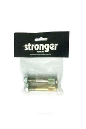 Kit Parafuso central vazado Stronger