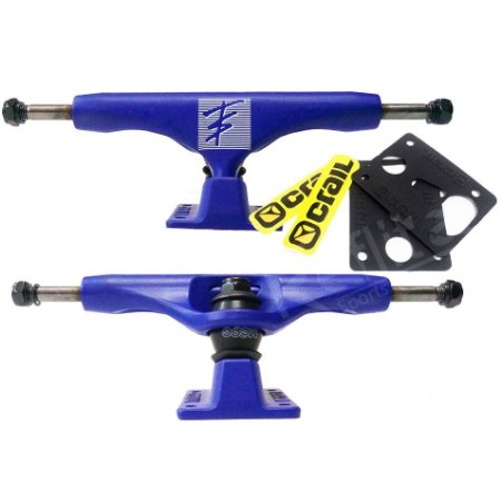 Truck Crail Tropicalients Blue 139mm / 149mm