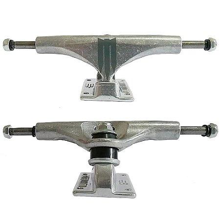 Truck Metallum 149mm Silver