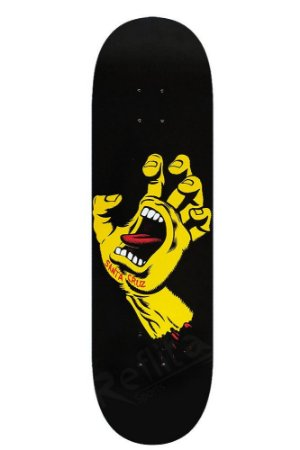 Shape Santa Cruz Powerlyte Screaming Hand Metalic  7.9 / 8.25 / 8.5