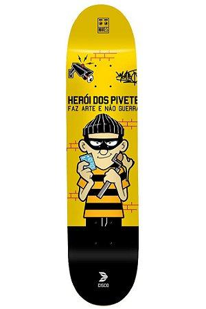 Shape Cisco Premium Fiberglass Herois Dos Pivete 8.0