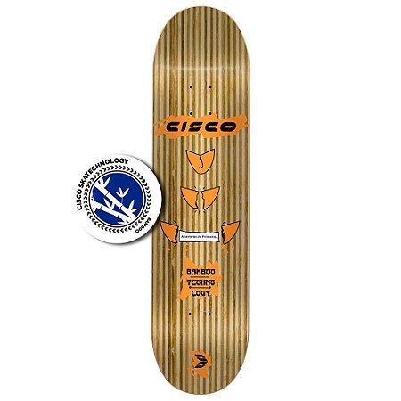 Shape Cisco Bamboo - Acertarás de Primeira 8.0 / 8.125 / 8.5