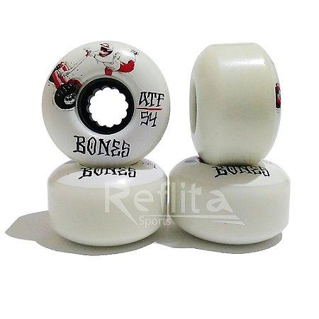 Roda Bones ATF  Fórmula 80A 54mm