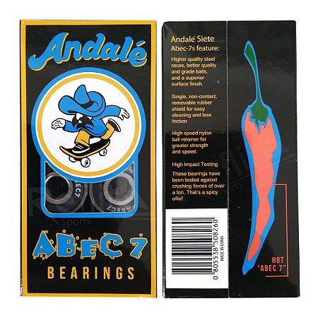 Rolamento Importado Andale ABEC7