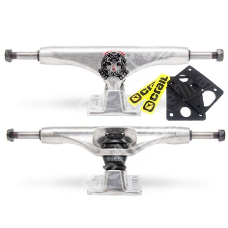Truck Crail Lincoln Ueda Silver 152mm