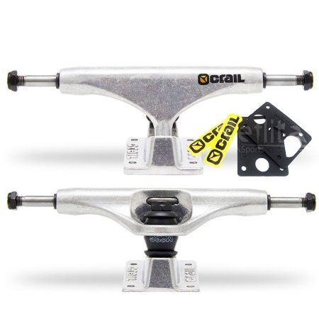 Truck Crail Color Logo 152mm