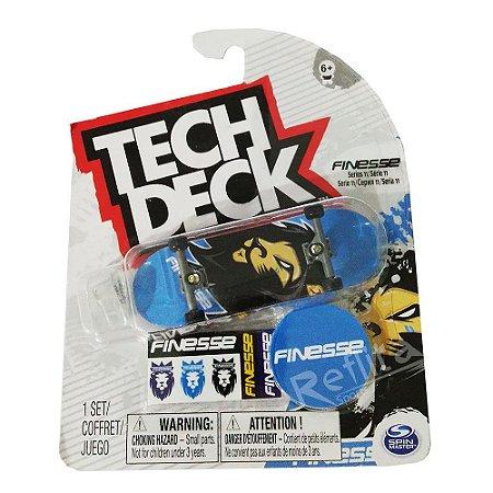 Skate de Dedo / Fingerboard Tech Deck - Finesse