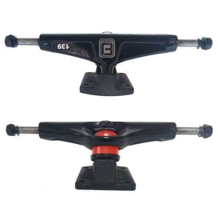 Truck Fun Light Preto 139mm