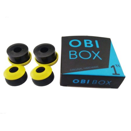 Kit Amortecedor Barril - Hard - 98A - Obi Trucks