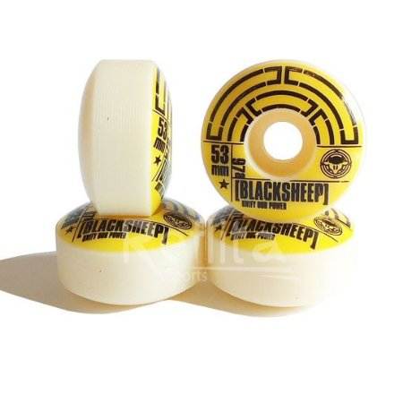 Roda Black Sheep Pro Tubo 53mm 97A