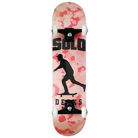 Skate Solo Decks - Pro - Skating