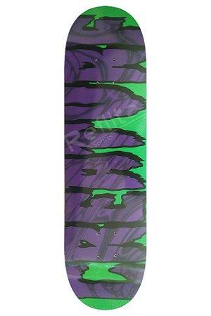 Shape Maple Creature Logo Psych Purple 8.25
