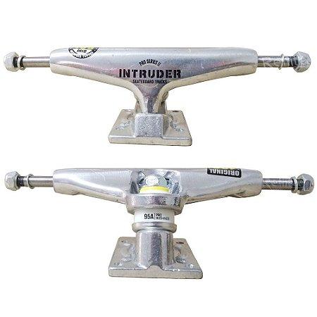 Truck Intruder Pro Séries ll - Silver - 129mm Mid