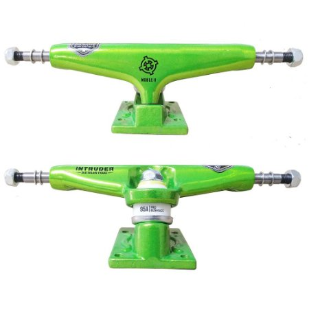 Truck Intruder Noble Séries ll - Green Neon - 149mm High