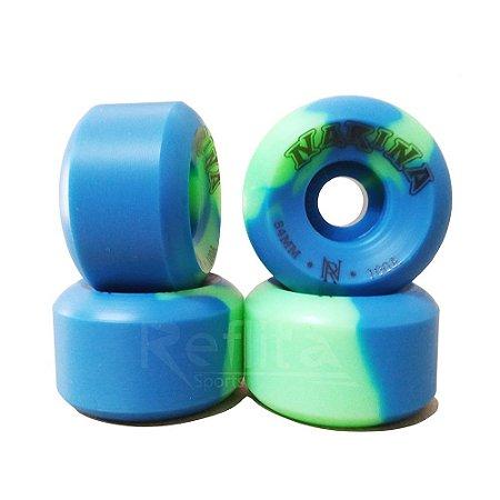 Roda Narina Oldschool Rajada 54mm - Blue