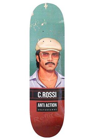 Shape Anti Action Marfim - Carlos Rossi- 8.25