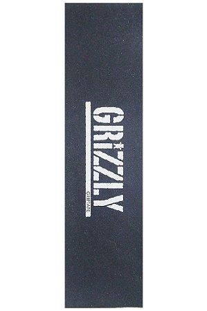 Lixa Emborrachada Grizzly - Logo