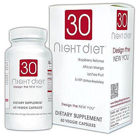 Night Diet - Creative Bioscience - 60 Cápsulas
