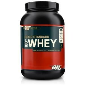 Whey Protein Gold Standard - Optimum Nutrition - 2 Lbs