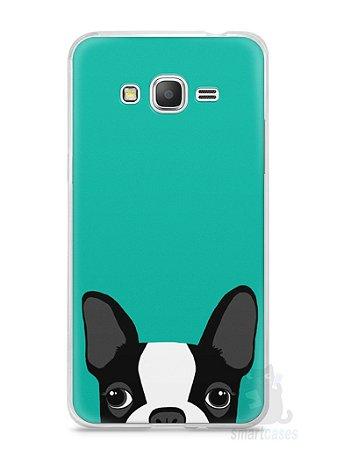 Capa Samsung Gran Prime Cachorro Bulldog Francês #3