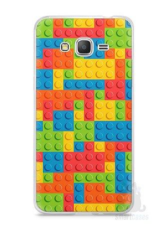 Capa Samsung Gran Prime Lego