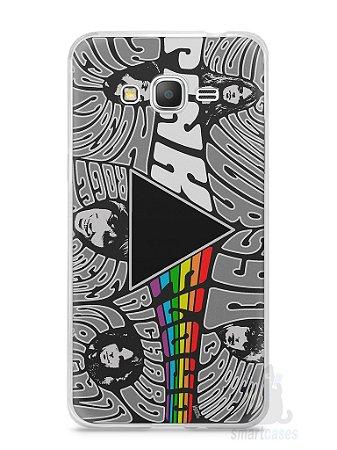 Capa Samsung Gran Prime Pink Floyd #5