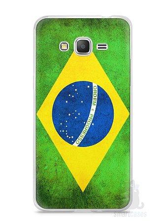 Capa Samsung Gran Prime Bandeira do Brasil