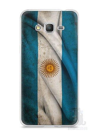 Capa Samsung Gran Prime Bandeira da Argentina #1