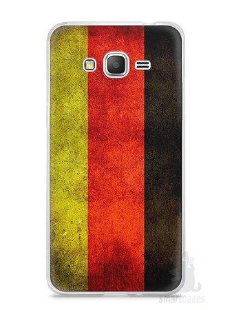 Capa Samsung Gran Prime Bandeira da Alemanha