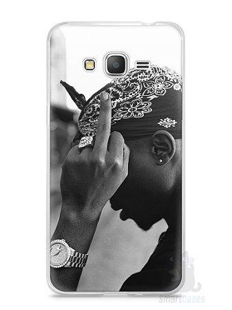 Capa Samsung Gran Prime Tupac Shakur #2