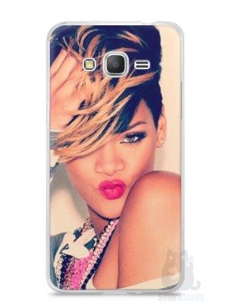 Capa Samsung Gran Prime Rihanna #1