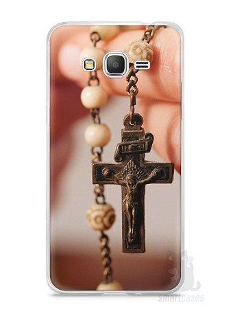 Capa Samsung Gran Prime Jesus #1