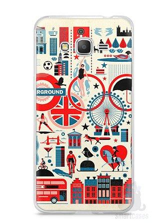 Capa Samsung Gran Prime Londres #4
