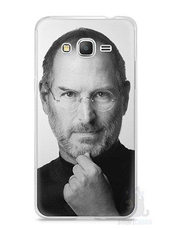 Capa Samsung Gran Prime Steve Jobs