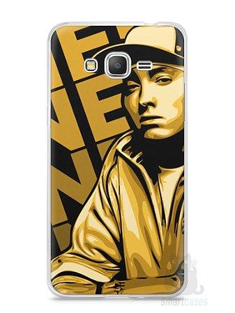 Capa Samsung Gran Prime Eminem #2