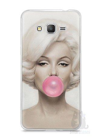 Capa Samsung Gran Prime Marilyn Monroe #1